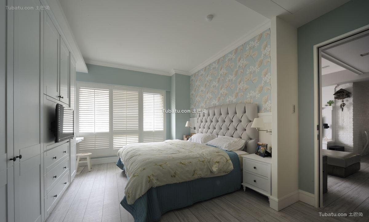 北欧风家装卧室图集