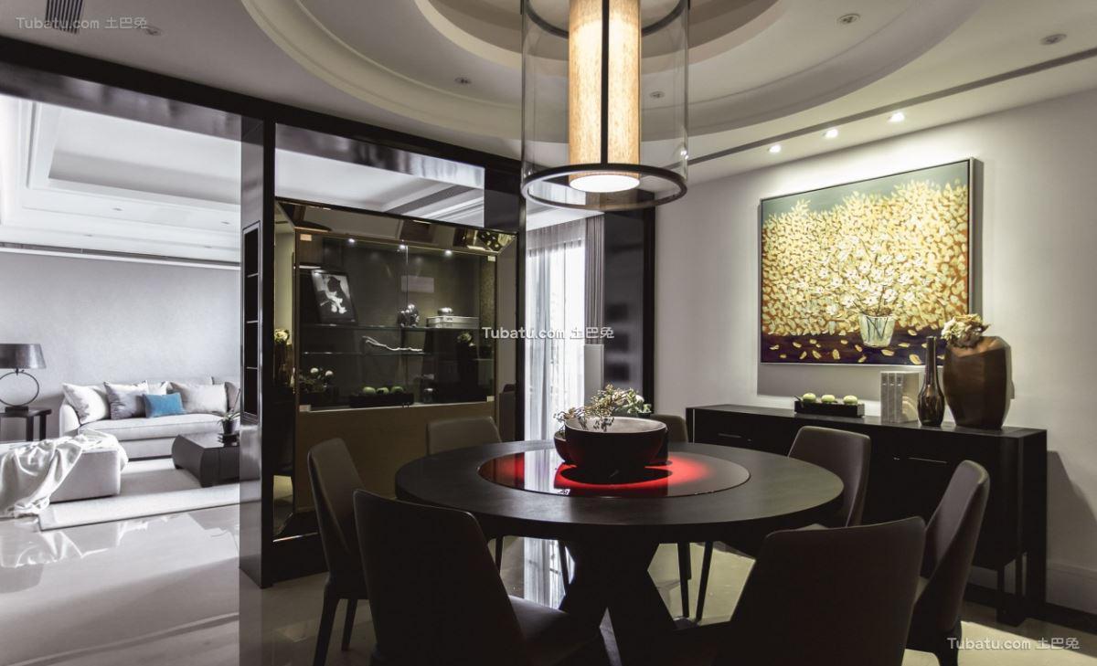 中式餐厅图集