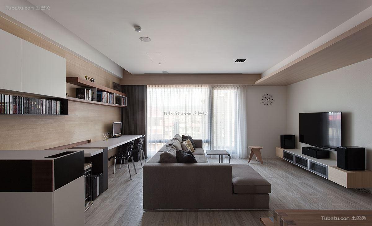 现代一居室图集
