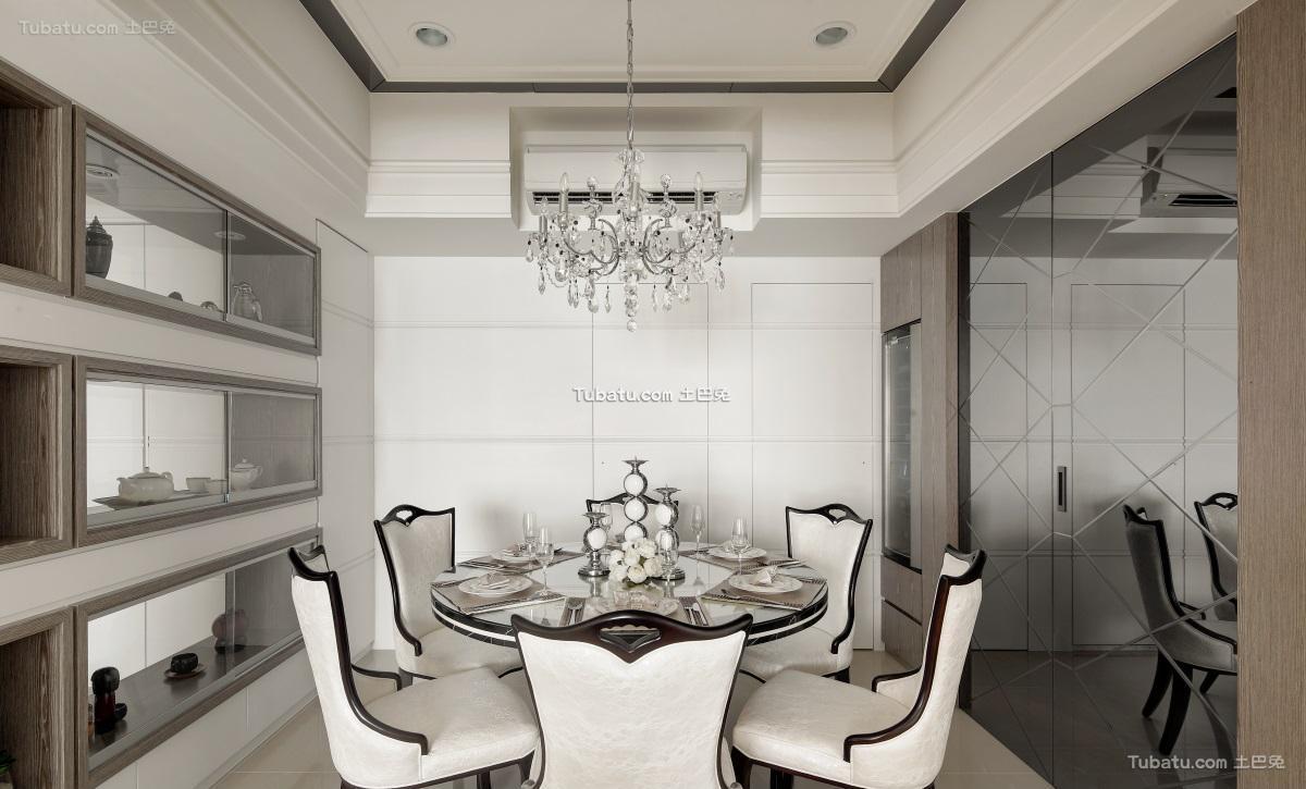 新古典餐桌