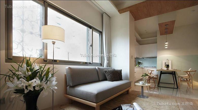日式一居室设计图集
