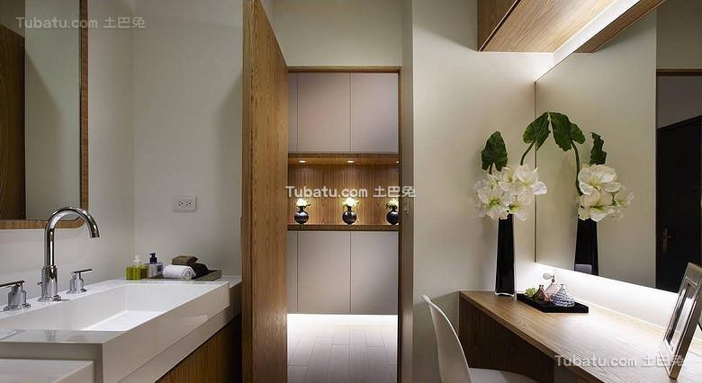 日式风卫浴设计图集