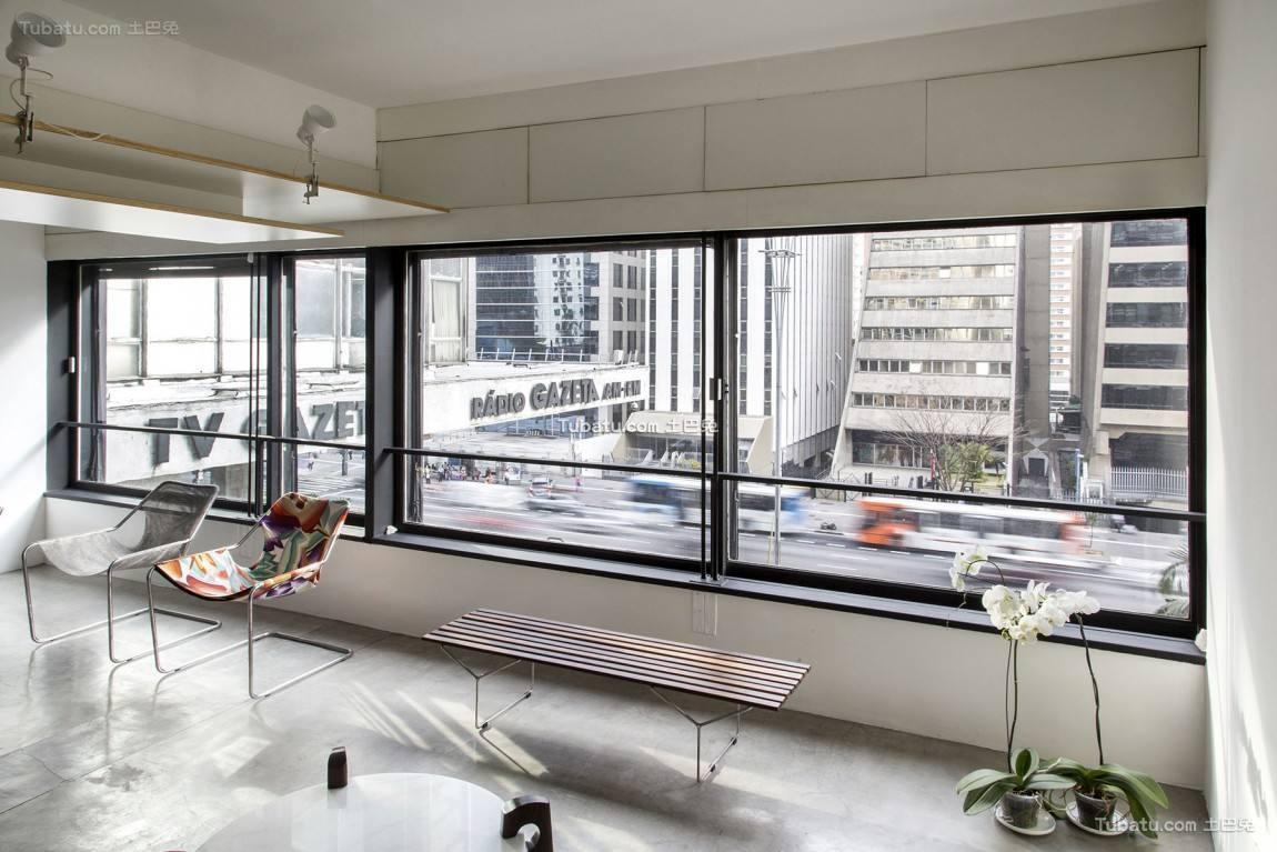 时尚现代风窗户设计