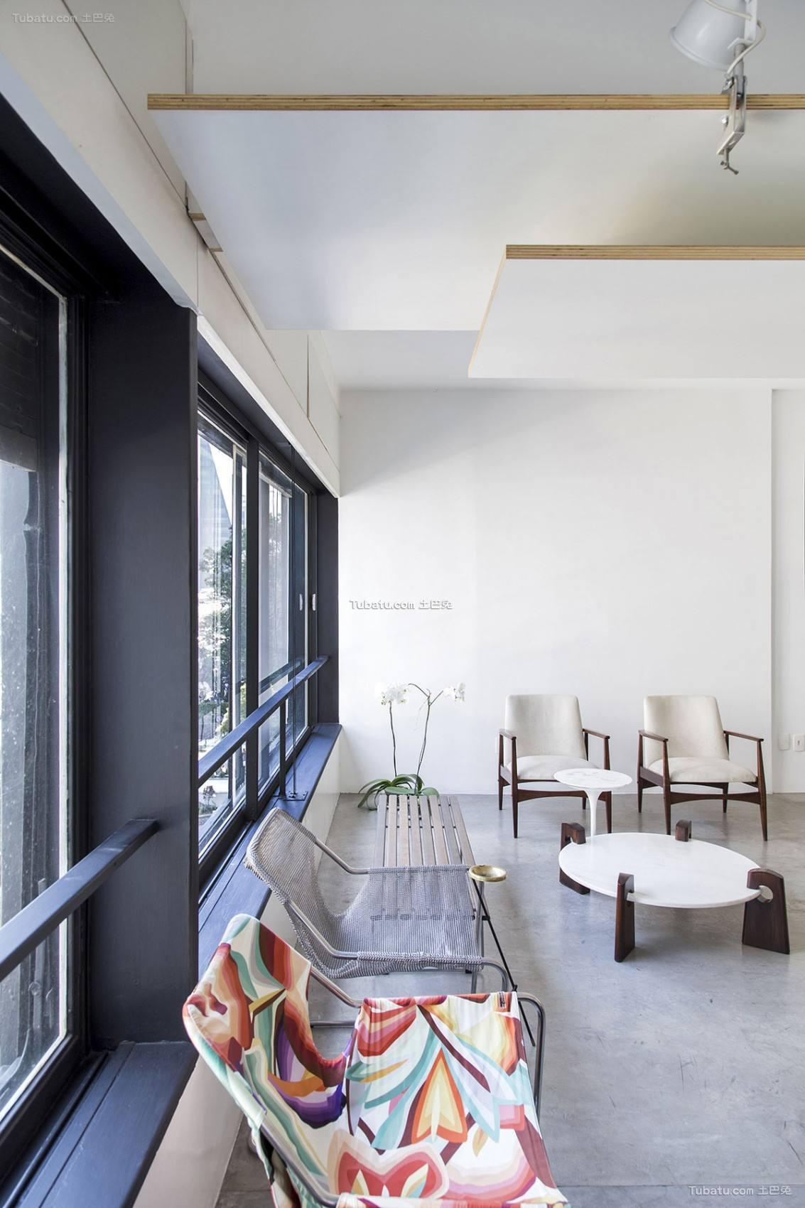 现代设计别墅