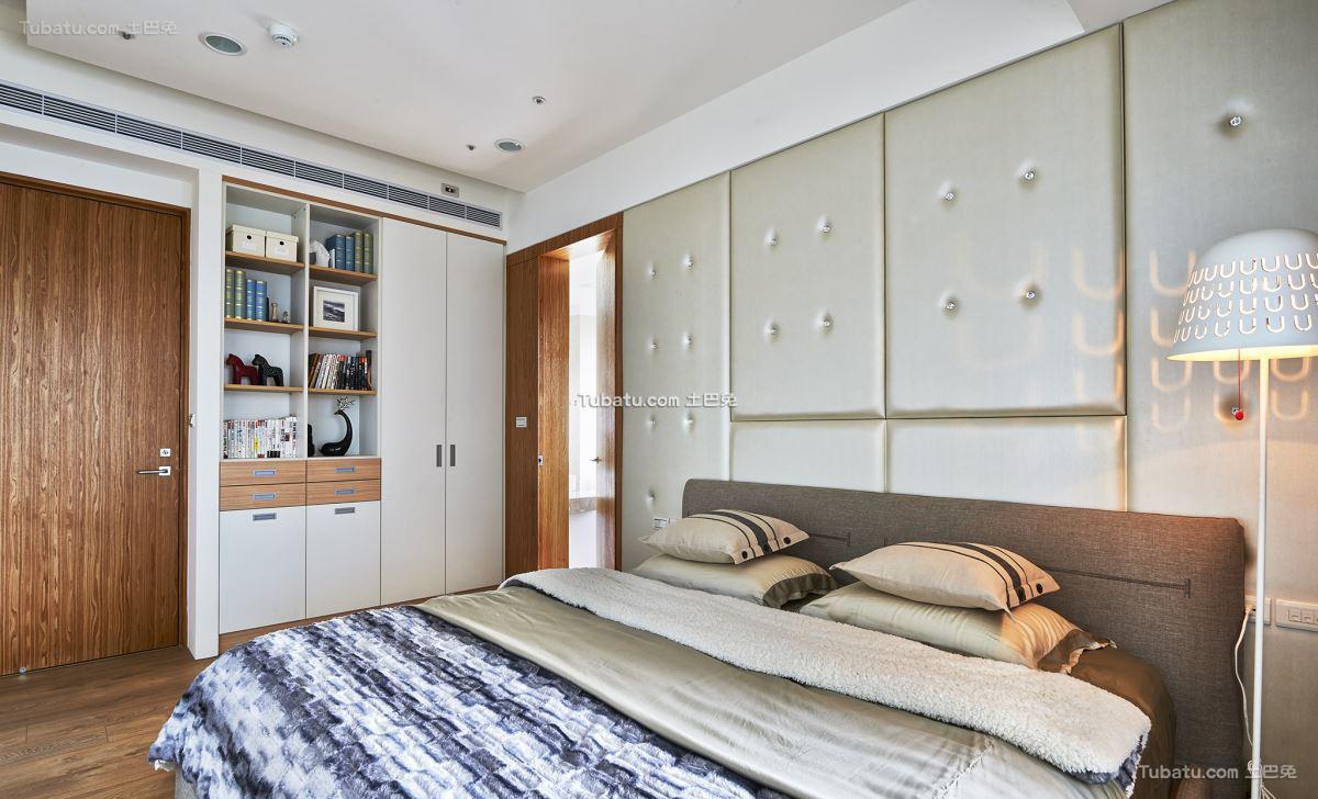 时尚简约风卧室设计