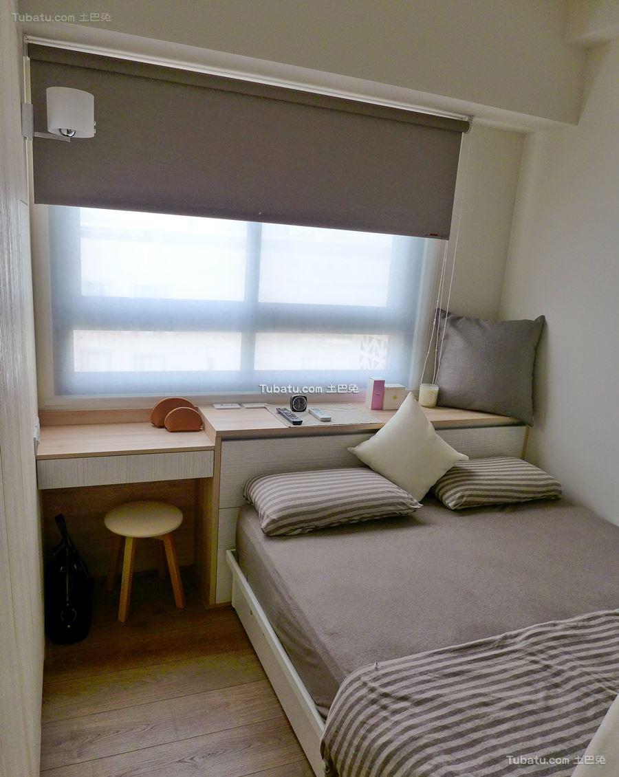简约风情卧室效果图设计