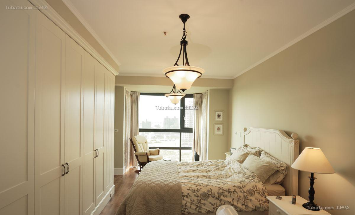 二居美式卧室设计