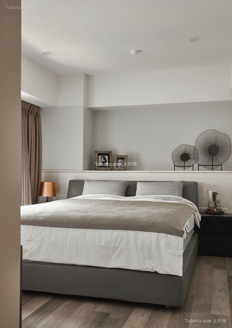 中式休闲风卧室设计