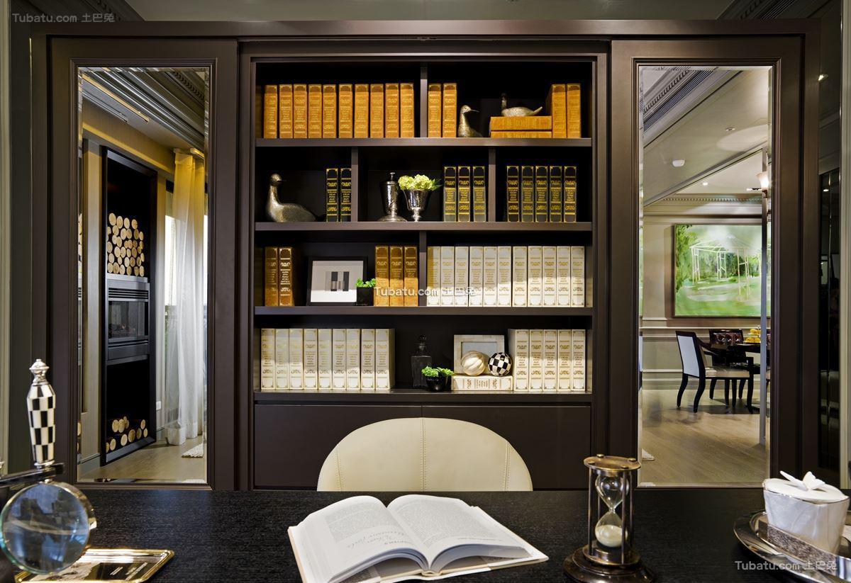 新古典风书房设计大全