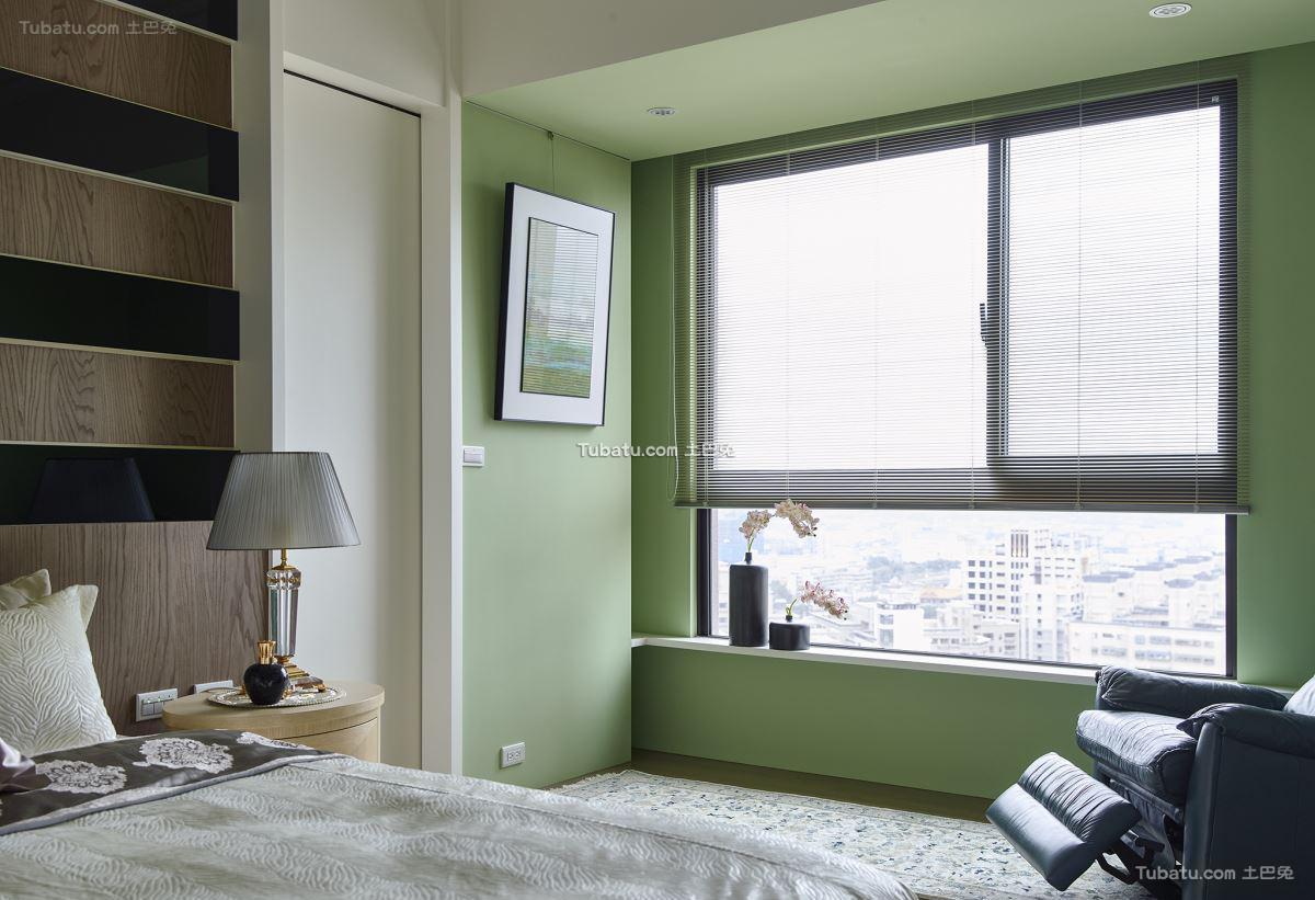 现代中式窗户设计