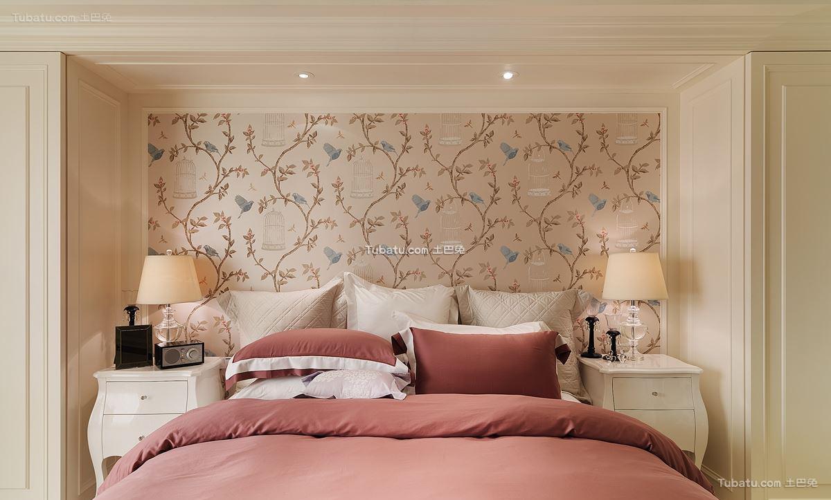 新古典卧室效果1