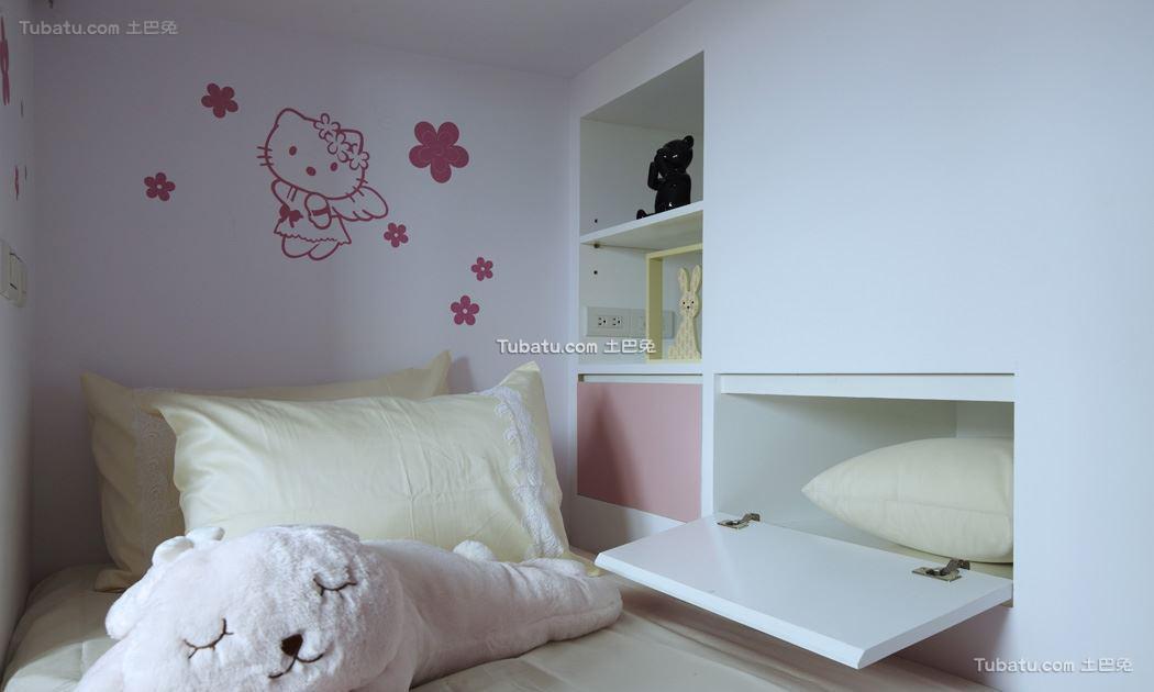 日式典雅儿童房
