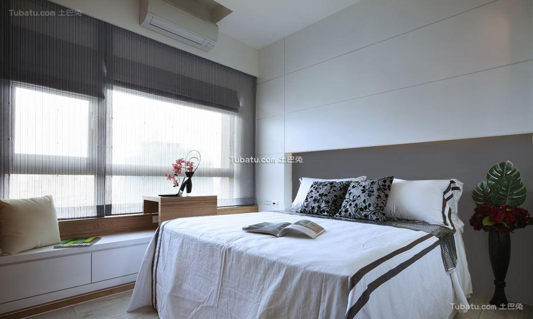 日式家居卧室效果图