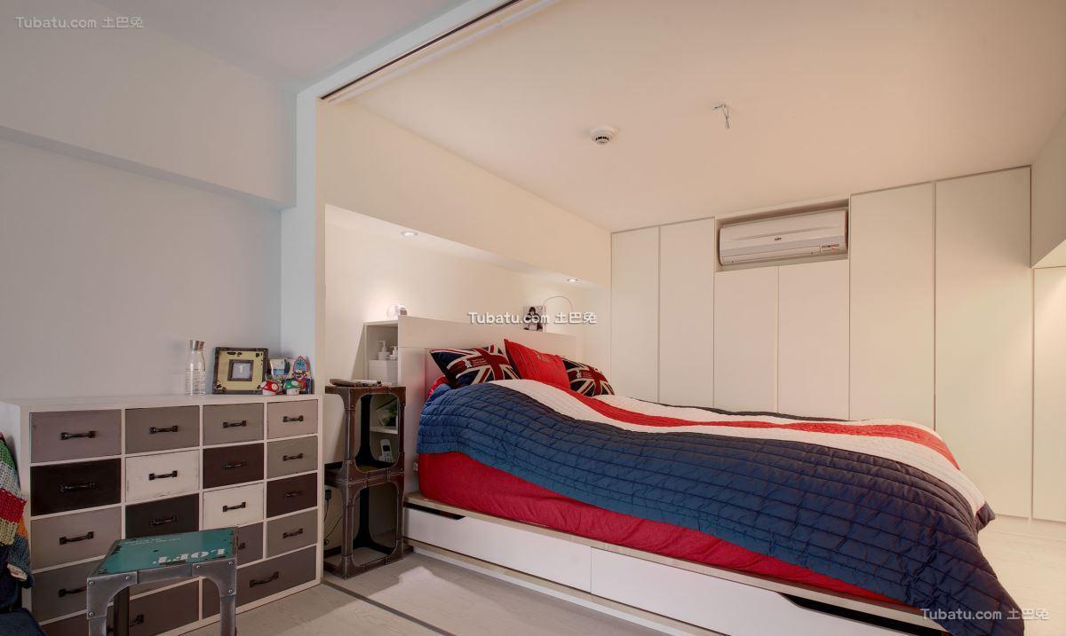 时尚现代风家居卧室效果图