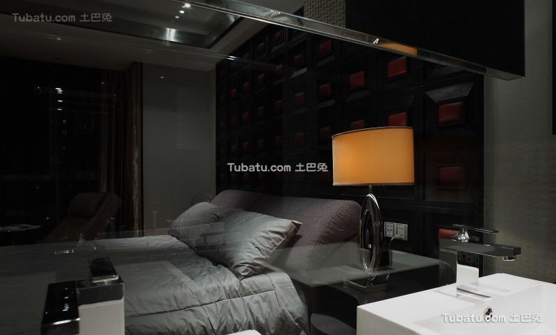 别墅家装卧室