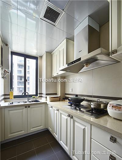 宜家风气厨房效果图