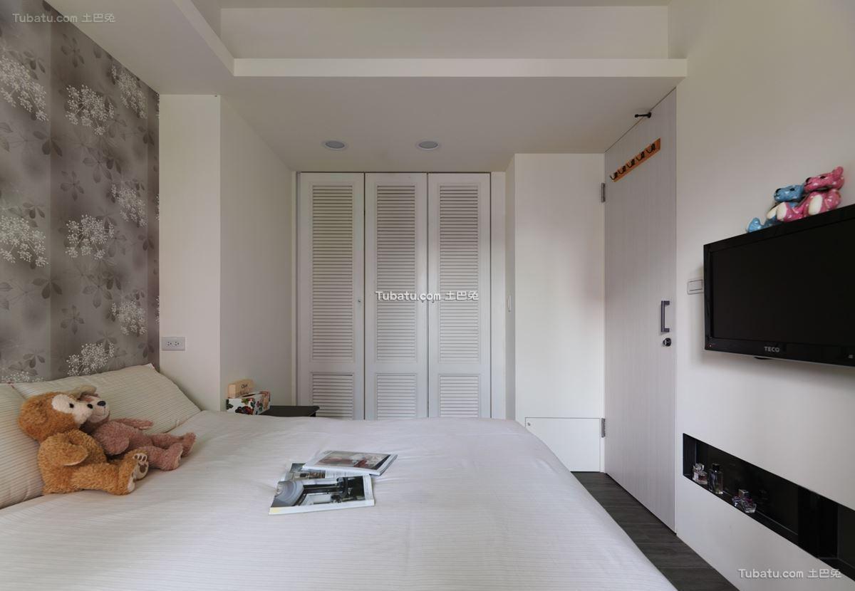 现代风情卧室装修