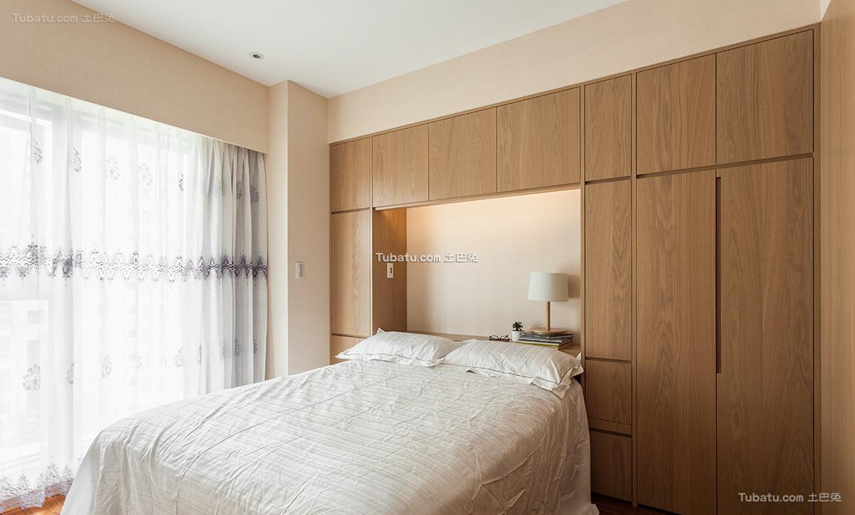 日式家居时尚卧室装修