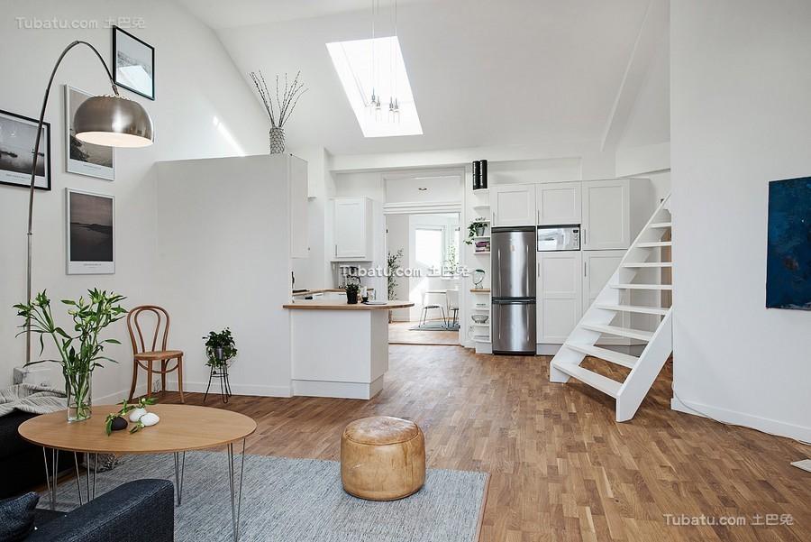 北欧风格公寓效果图集