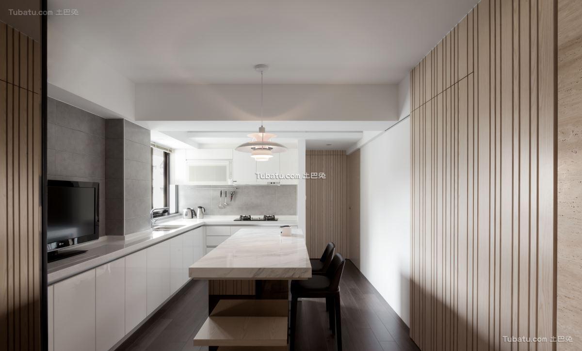 日式居家格调厨房装修图册