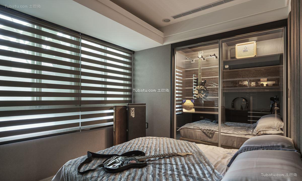新古典风情卧室装修图册