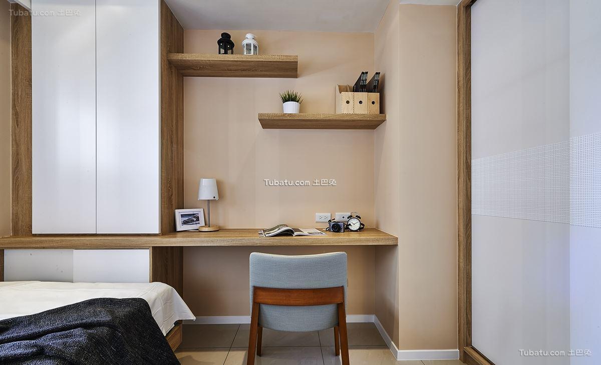 一居小书桌