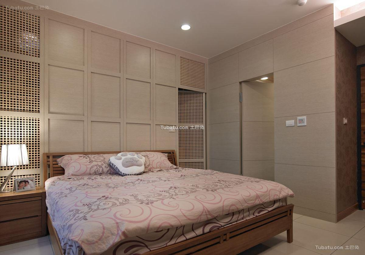 时尚家装现代卧室效果图