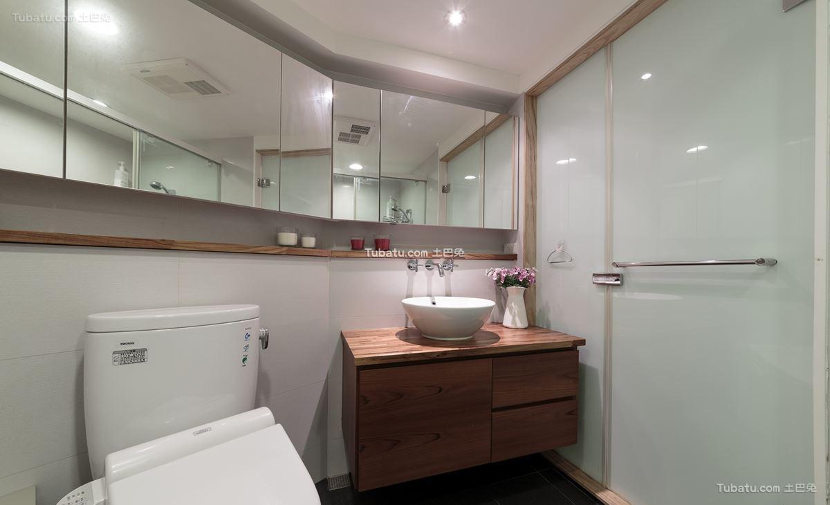 家居北欧卫浴设计