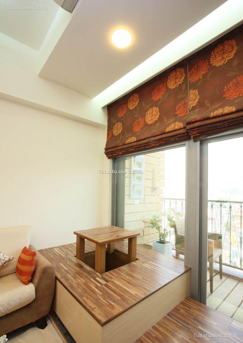 家居日式榻榻米设计