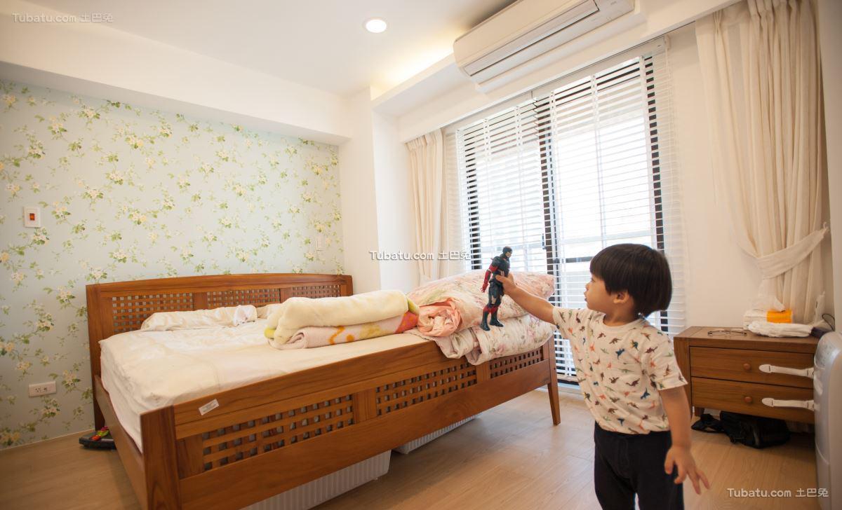 北欧风格卧室装修设计图