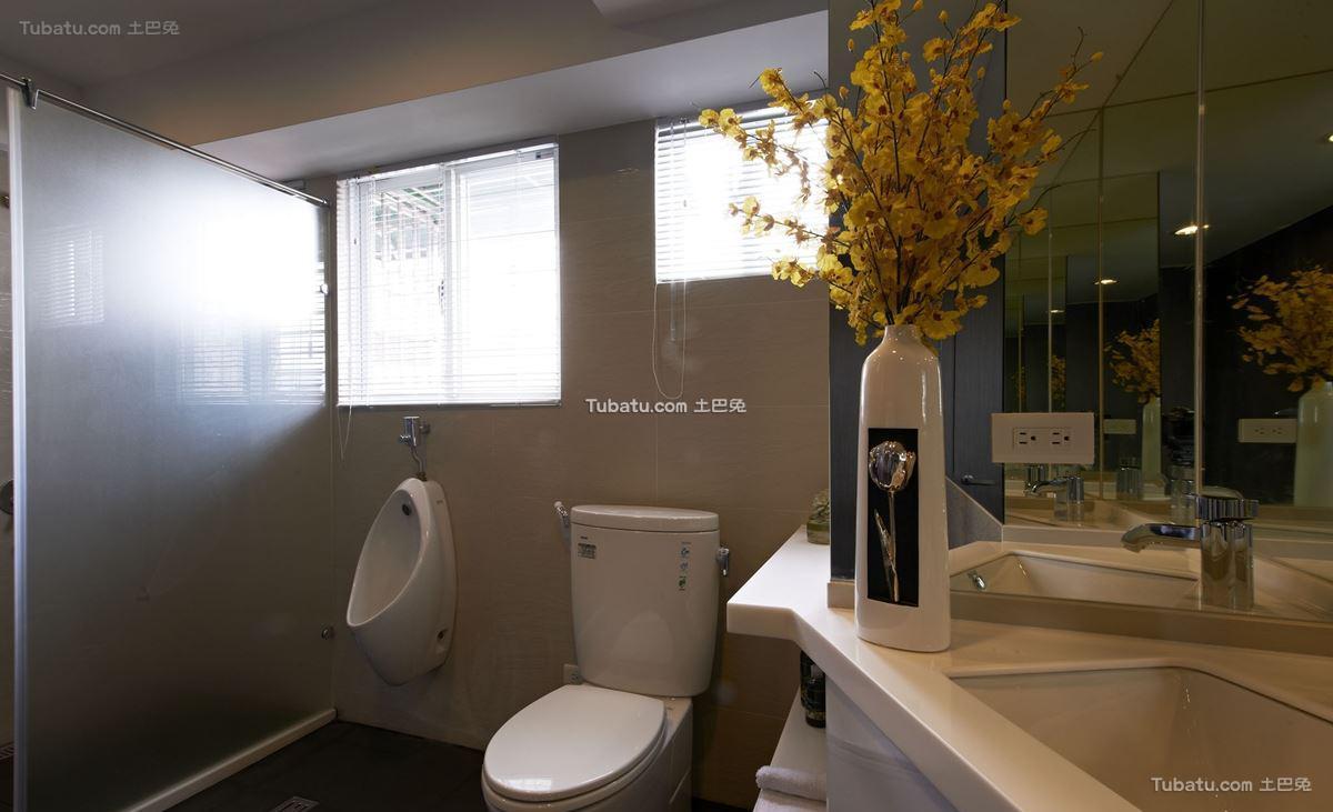 现代风家装卫浴设计