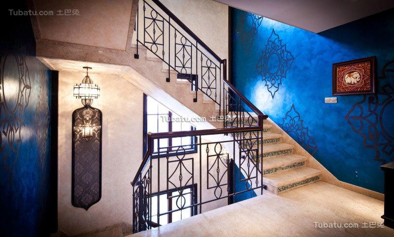 家居东南亚风格别墅设计