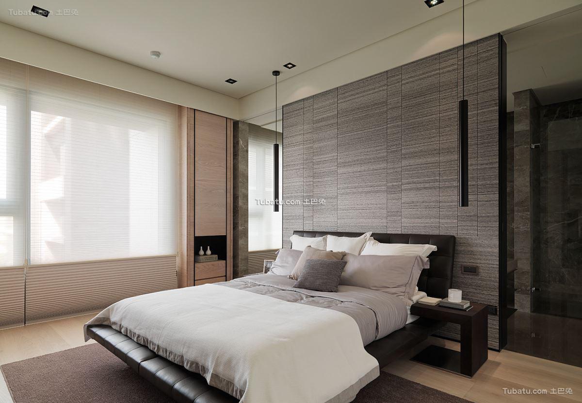 时尚家装现代卧室设计
