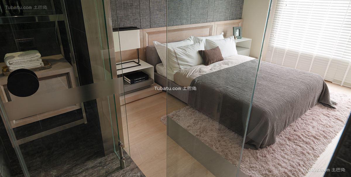 时尚家装现代风卧室设计