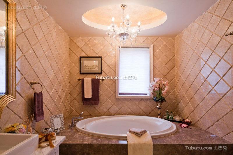 家居东南亚风格卫浴设计