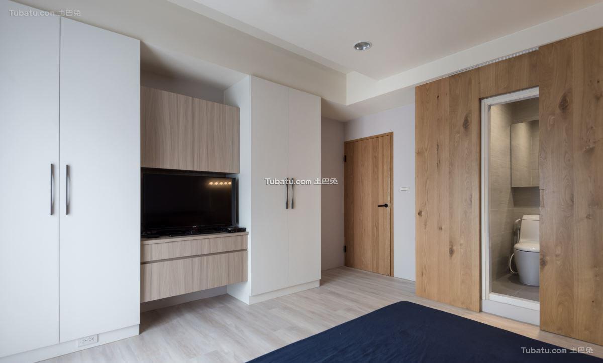 家装简单风背景墙设计