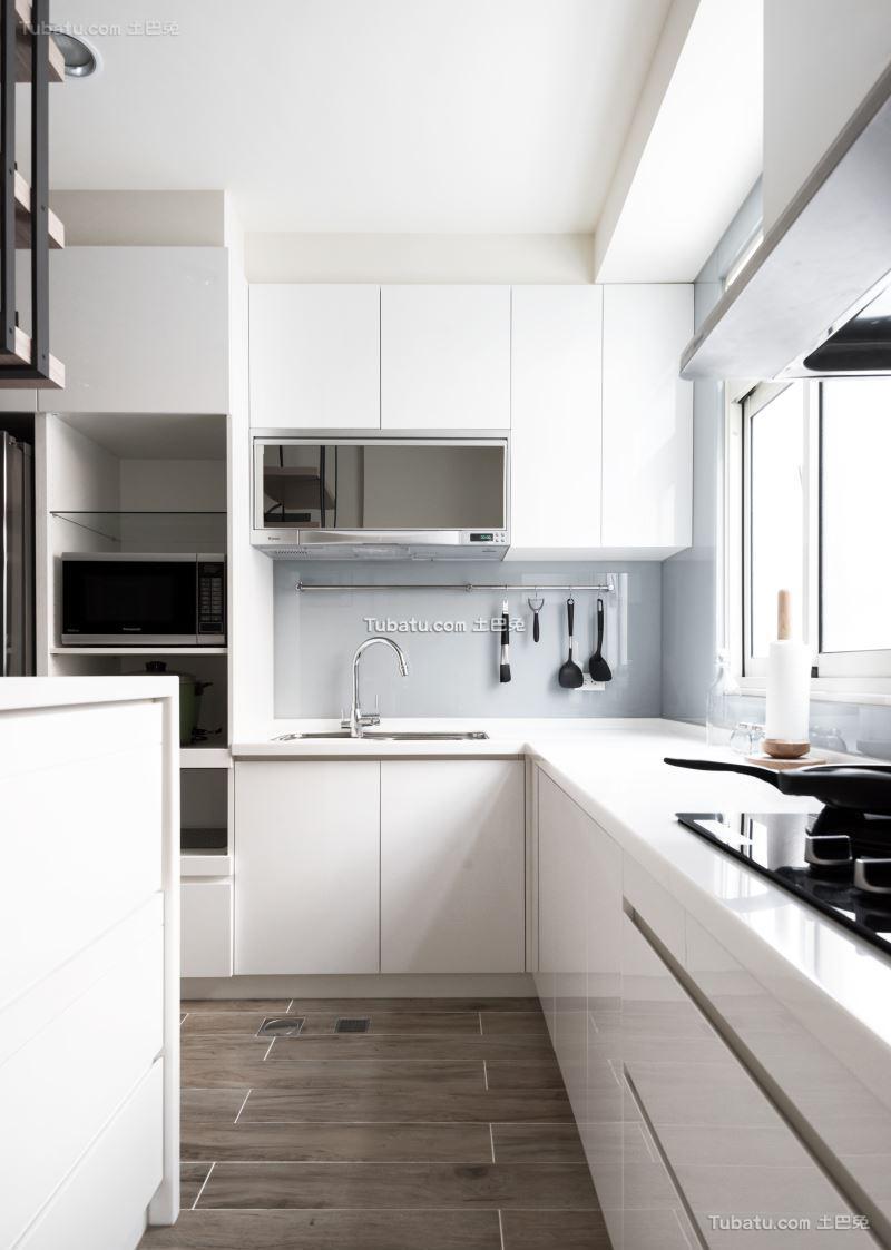家装简单风厨房设计
