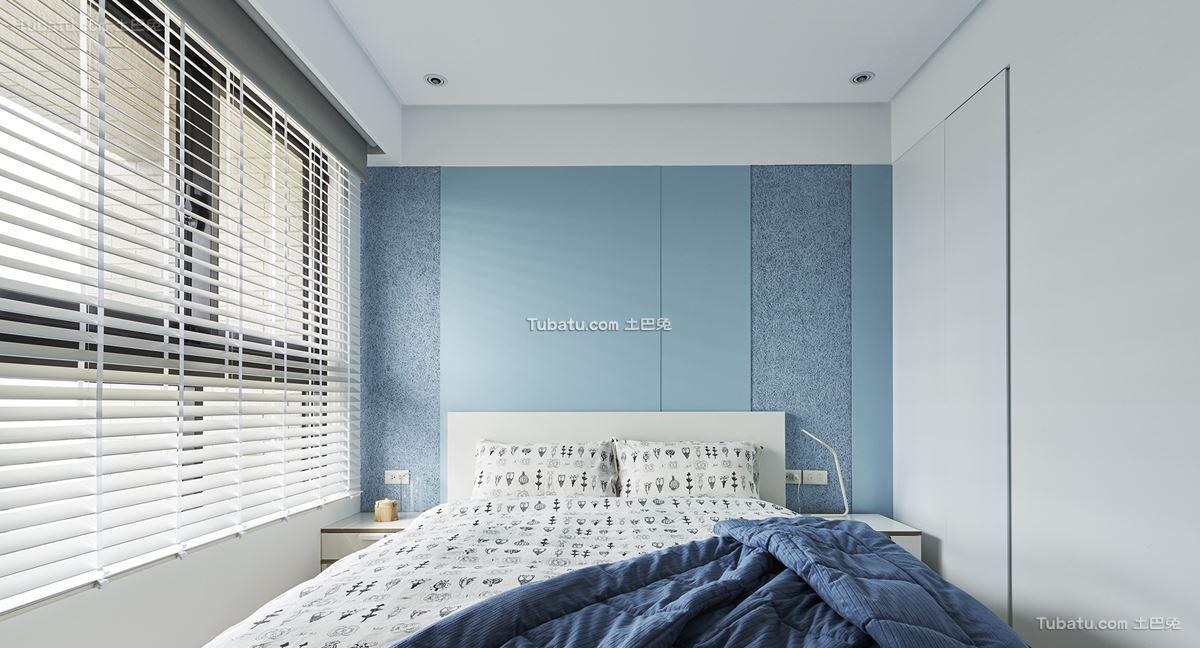 家装时尚北欧卧室设计