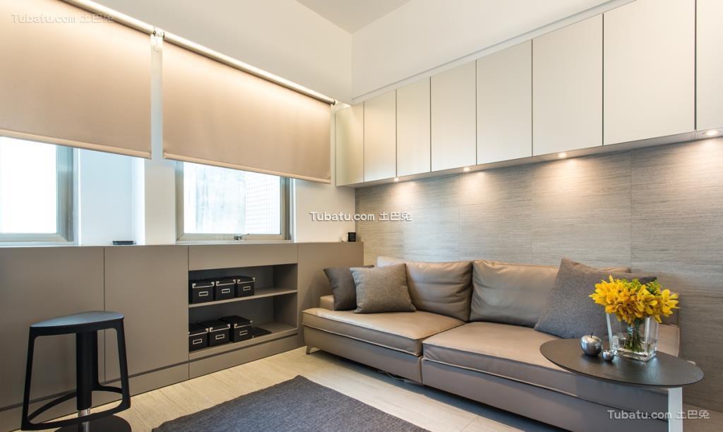 时尚现代家装风客厅设计