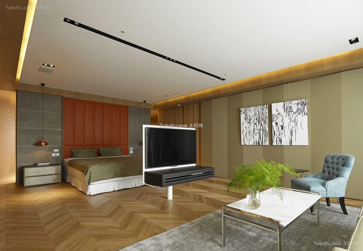 现代家装时尚风吊顶设计