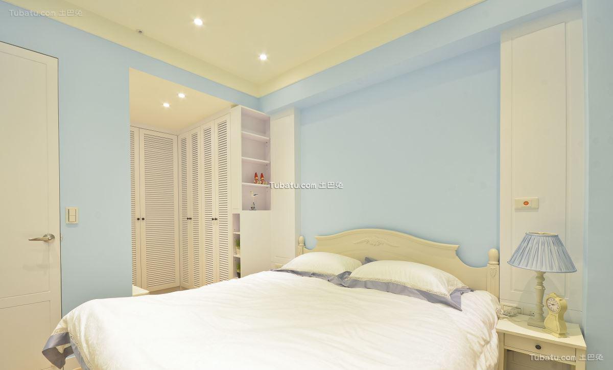 美式时尚家装卧室设计