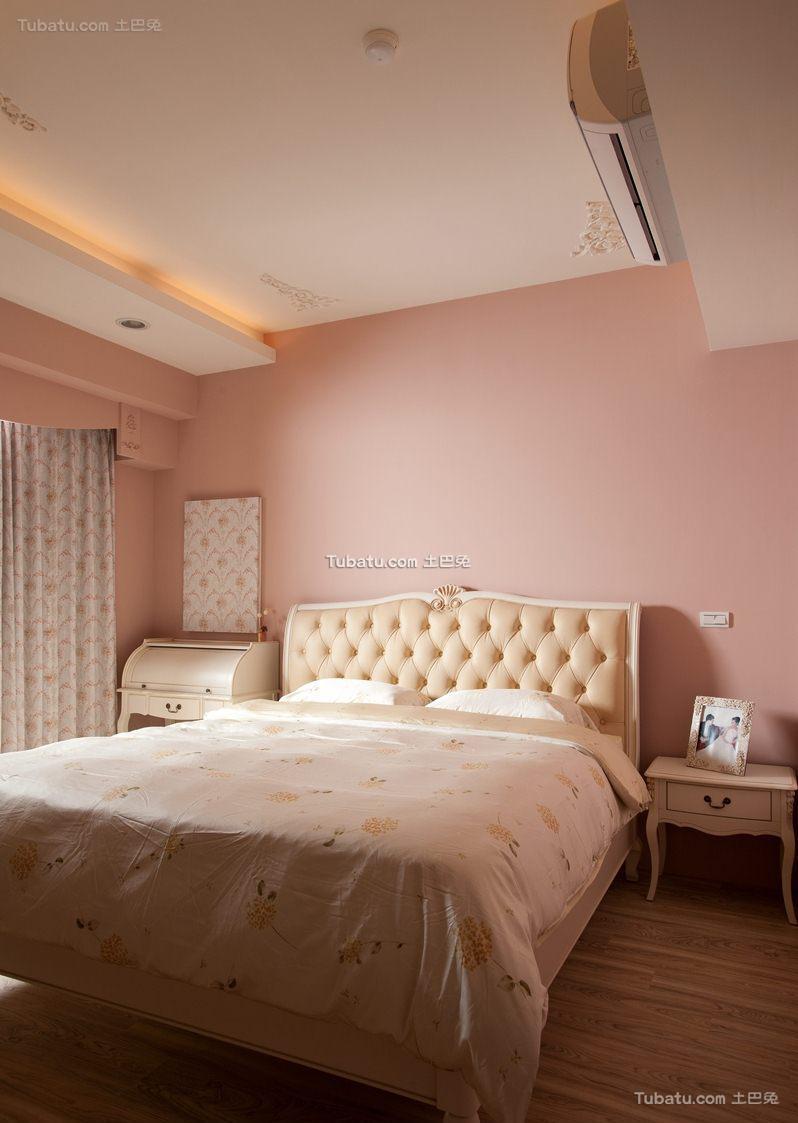 田园典雅乡村风卧室设计