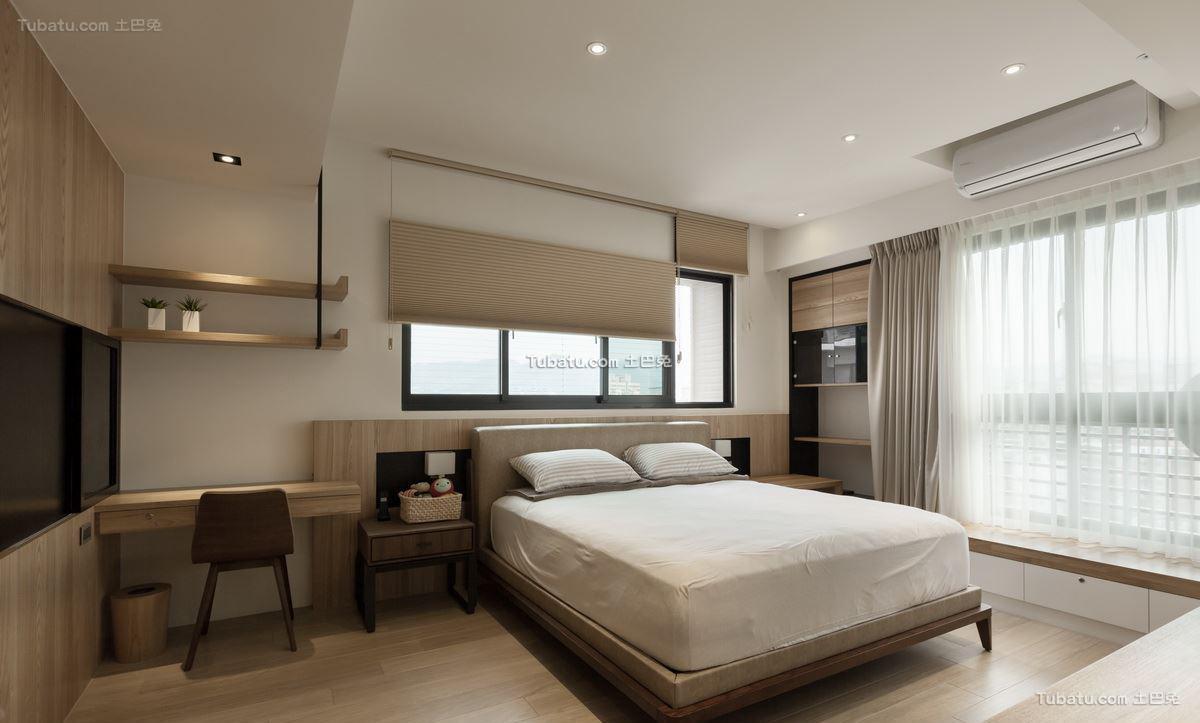 简约时尚风卧室设计