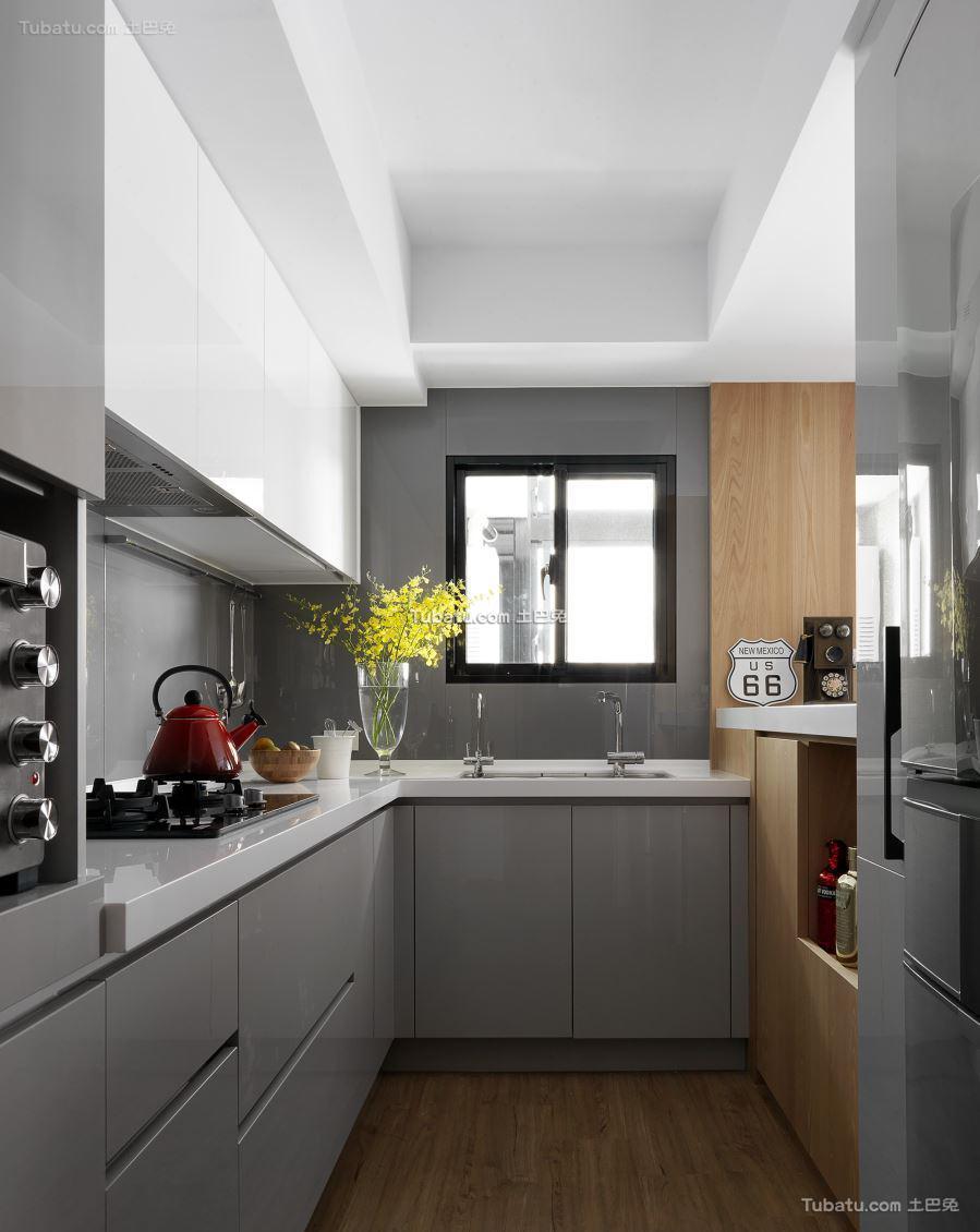 现代时尚格调厨房设计