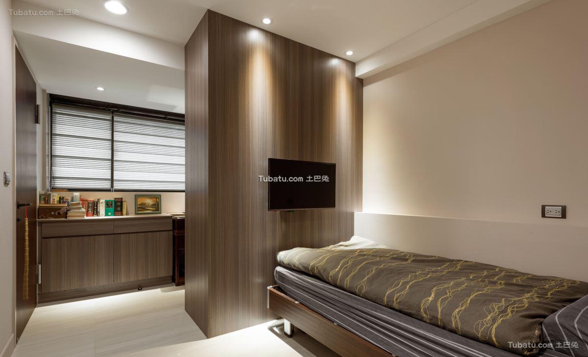 中式时尚格调背景墙设计图