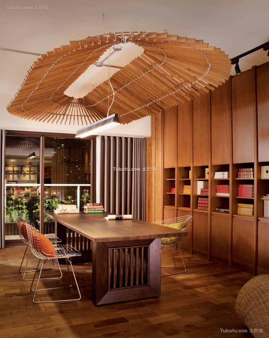 东南亚时尚格调餐厅设计
