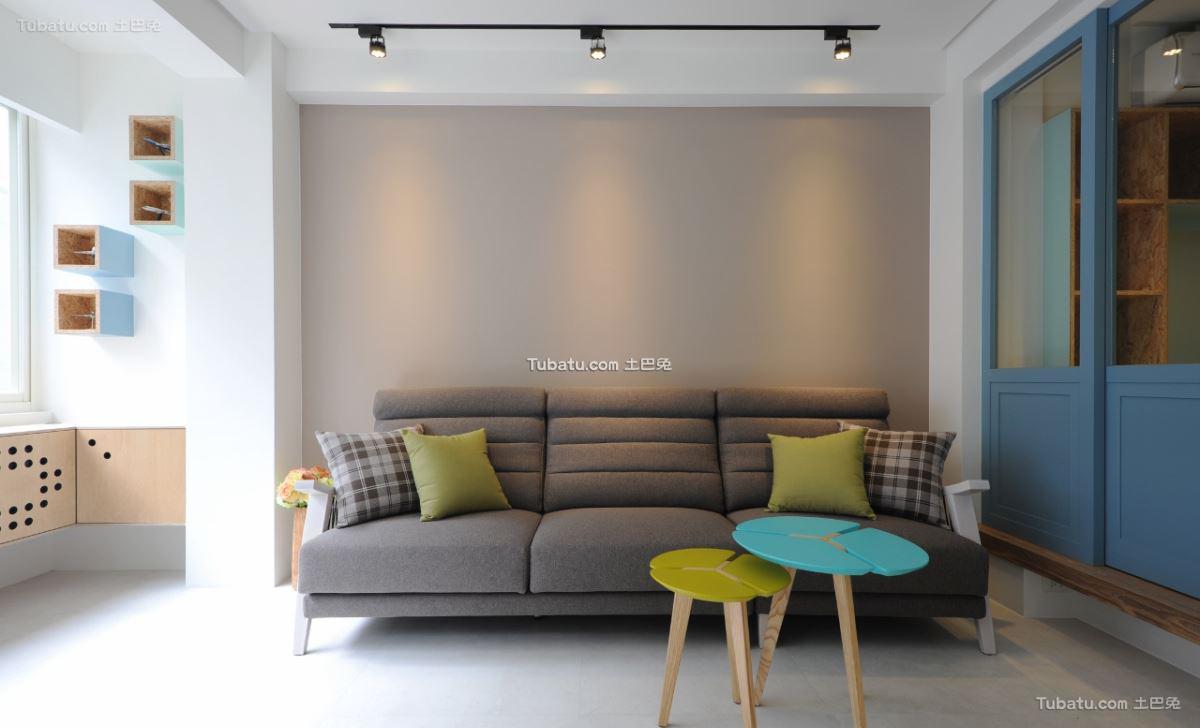 时尚家居北欧客厅设计