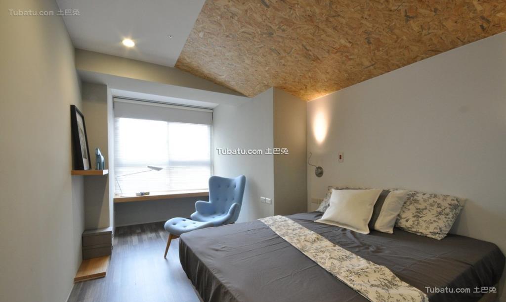 家居北欧风卧室设计
