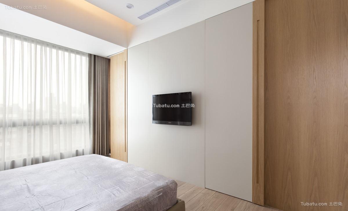 家居现代风格背景墙设计