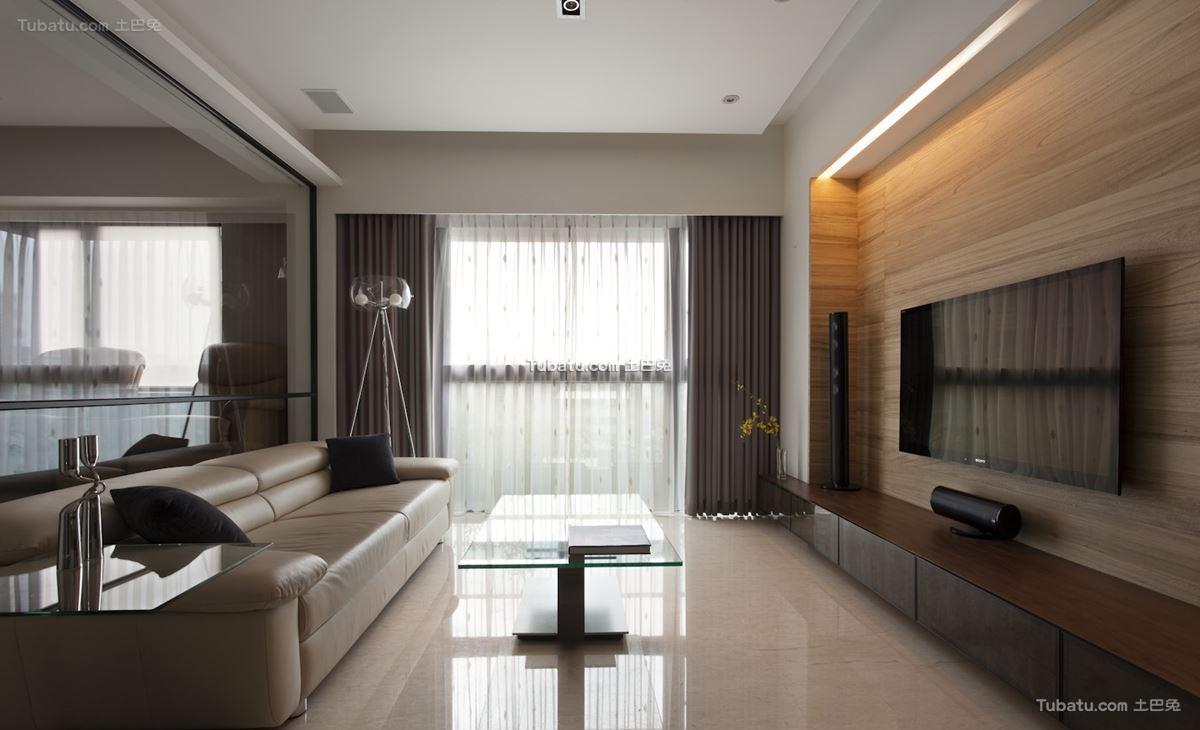 家居现代风客厅设计
